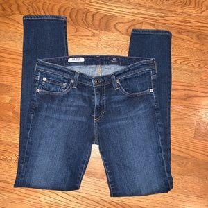 AG Adriano Goldschmied Stilt Cigarette jeans 29R
